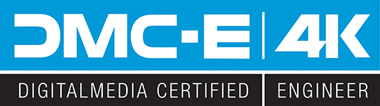 DMC-E Digital Media Certified